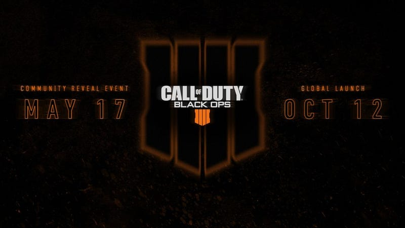 Illustration for article titled Sources: Next Call Of Duty Won't Have A Solo Campaign, May Have Battle Royale