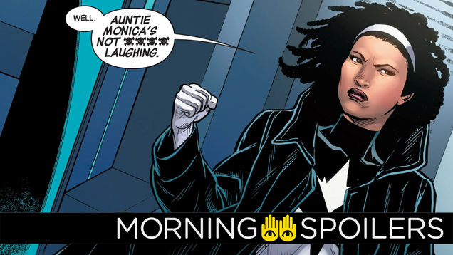 The First WandaVision Set Pictures Give Us a Glimpse of Monica Rambeau