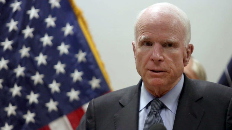 Illustration for article titled On His Terms: John McCain Has Reportedly Barred His Viet Cong Torturers From Attending His Funeral