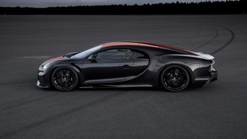 """Illustration for article titled I think Bugatti made their first """"pretty"""" looking car"""