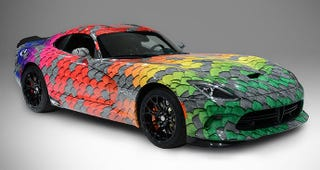 Illustration for article titled A thought about the Viper GTC 1 of 1 Program