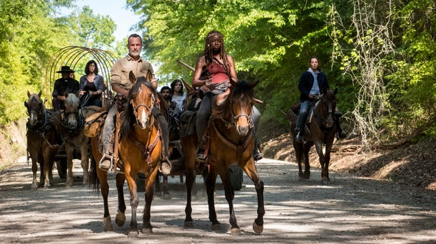 Report: AMC s The Walking Dead Universe Will Expand With New Movies and Shows