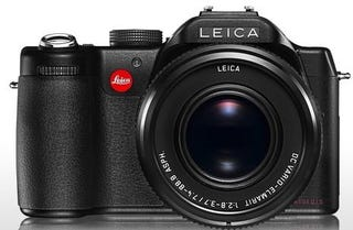 Illustration for article titled Leica V-Lux Digicam Has 12x Zoom, Can't Swap Lenses