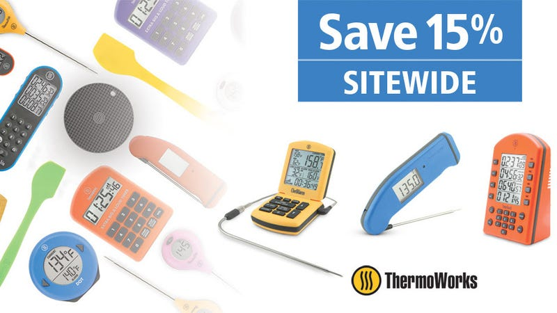 15% off Sale | Thermoworks