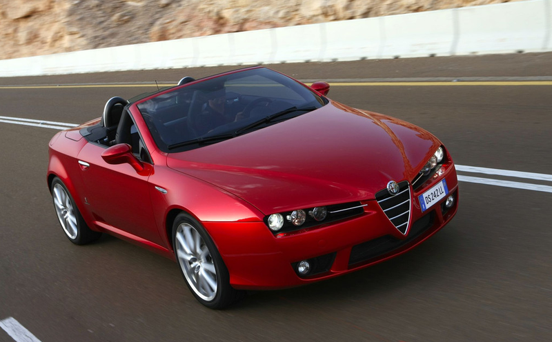 Illustration for article titled Best Looking FWD Convertible?