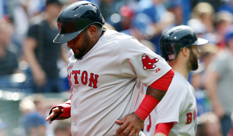 Illustration for article titled You Wanna See Pablo Sandoval's Big Spring Training Belly?