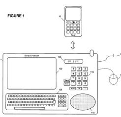 Illustration for article titled Sony Ericsson Phone Cradle Turns Your Mobile into a Mini PC