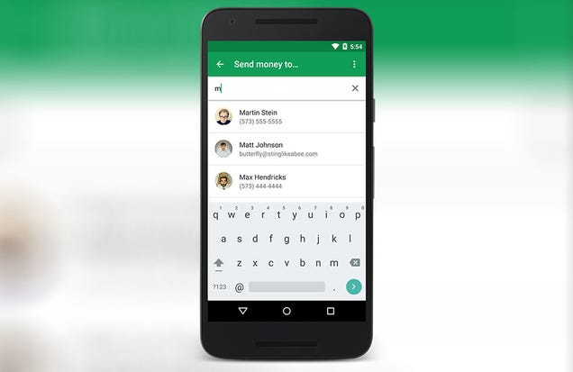 Google Wallet Now Lets You Send Money With a Text