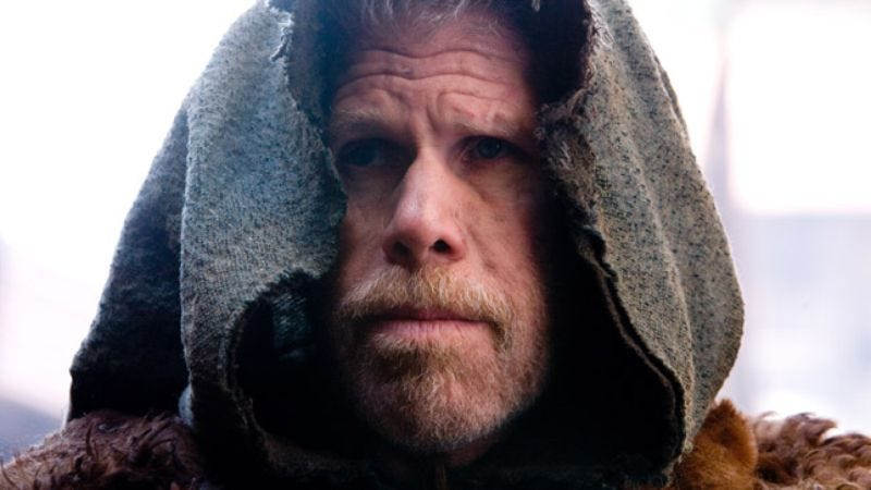 Illustration for article titled Ron Perlman