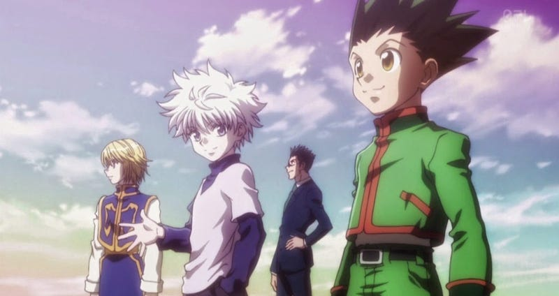 Illustration for article titled Saying Goodbye To Hunter x Hunter