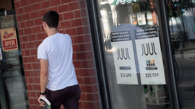 Juul Employees Are Reportedly Pissed About Possible Deal With Maker of Marlboro