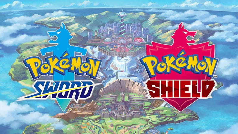 Illustration for article titled Everything We Know About 'Pokémon Sword And Shield'