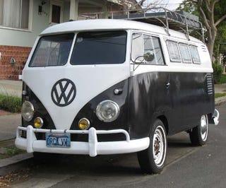 Illustration for article titled 1960 Volkswagen Transporter