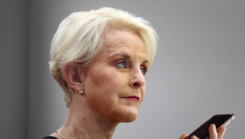 Illustration for article titled 'Hurry, There's A Violent Black Woman Attacking My Daughter,' Says Cindy McCain To Police While Watching 'The View'