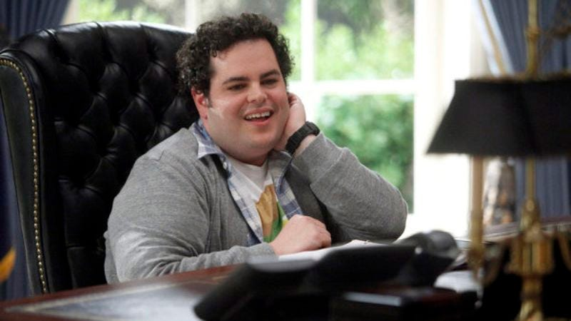 Illustration for article titled Josh Gad is going to play Sam Kinison in a movie