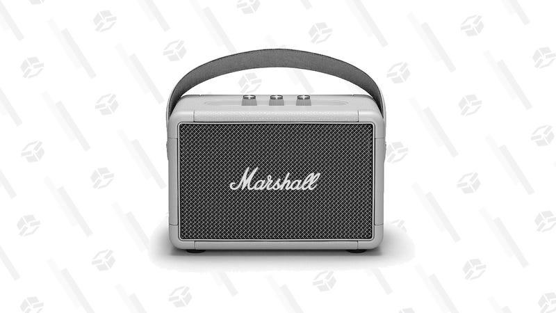 Marshall Kilburn II Portable Bluetooth Speaker | $200 | Amazon