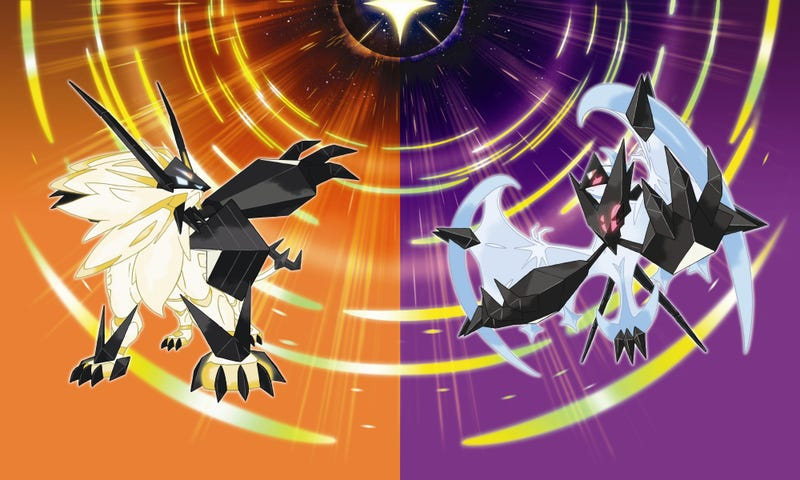 Pokémon Ultra Sun and Moon Only Announced For 3DS Later This Year [Update]