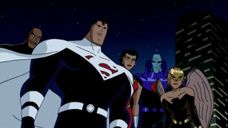 Illustration for article titled Machinima is making a new Justice League cartoon with Bruce Timm (sort of)