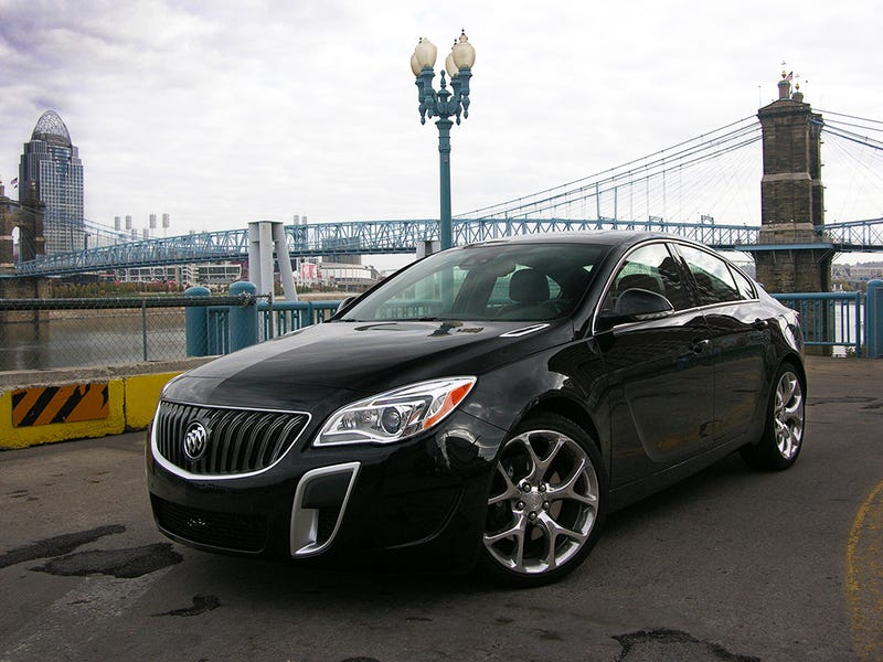 They made a Regal GS with 270hp/295tq.