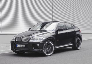 Illustration for article titled AC Schnitzer BMW X6 Proves You Can Make The X6 Look Worse