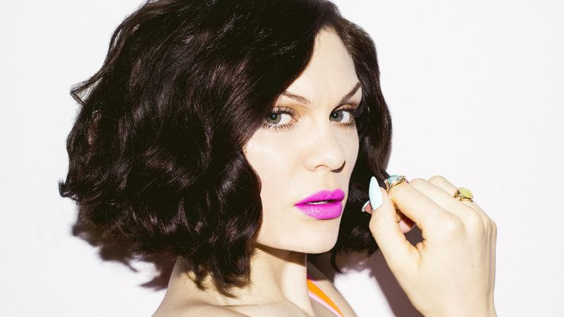 Illustration for article titled Jessie J's sweet talk amounts to sweet nothings