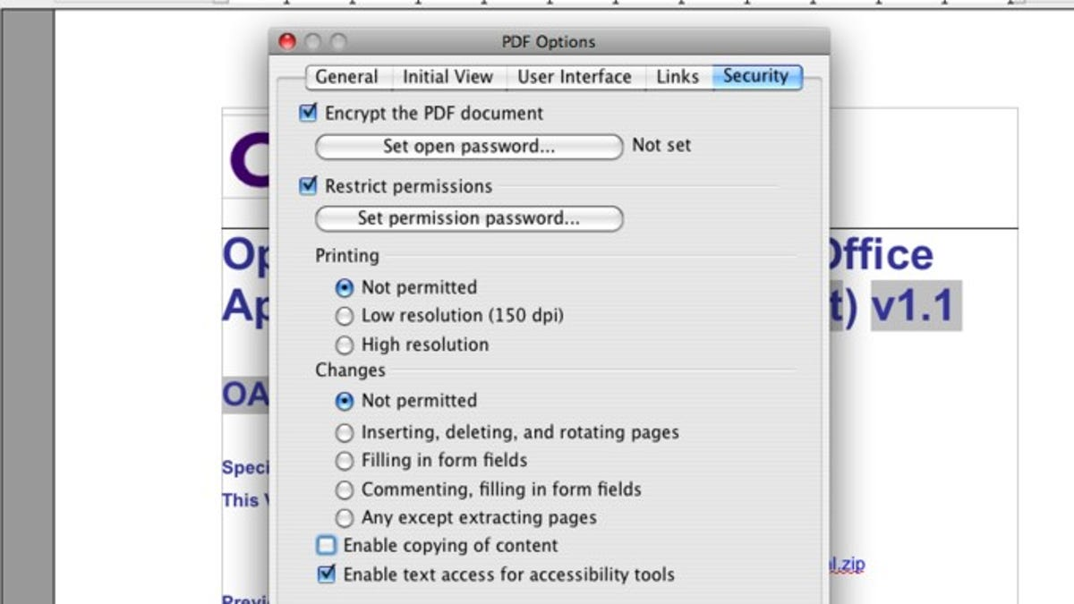 A First Look at OpenOffice org 3 0
