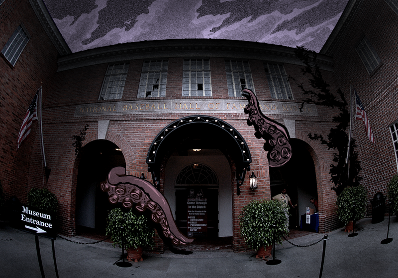 Illustration for article titled The Baseball Hall Of Fame Is A Grim, Cruel, Terrible Place