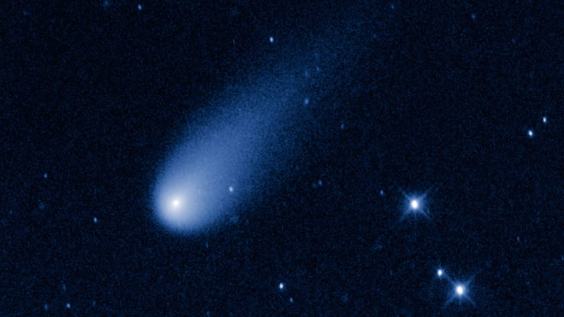 Illustration for article titled How to Spot Comet ISON in the Early Morning Sky