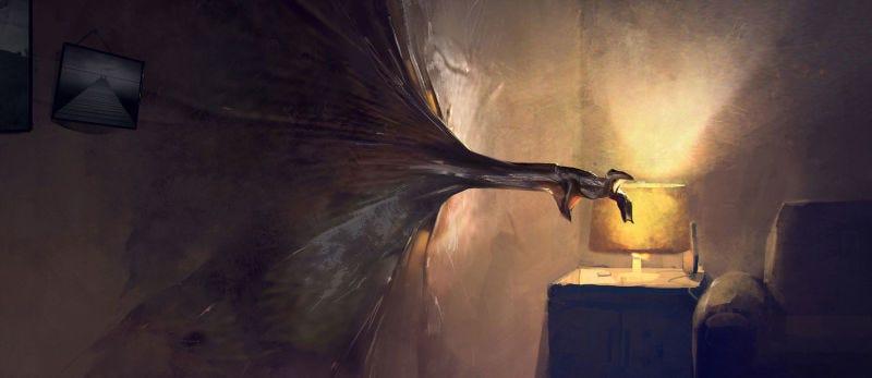 Illustration for article titled Los espectaculares bocetos que dieron vida a los efectos visuales deStranger Things