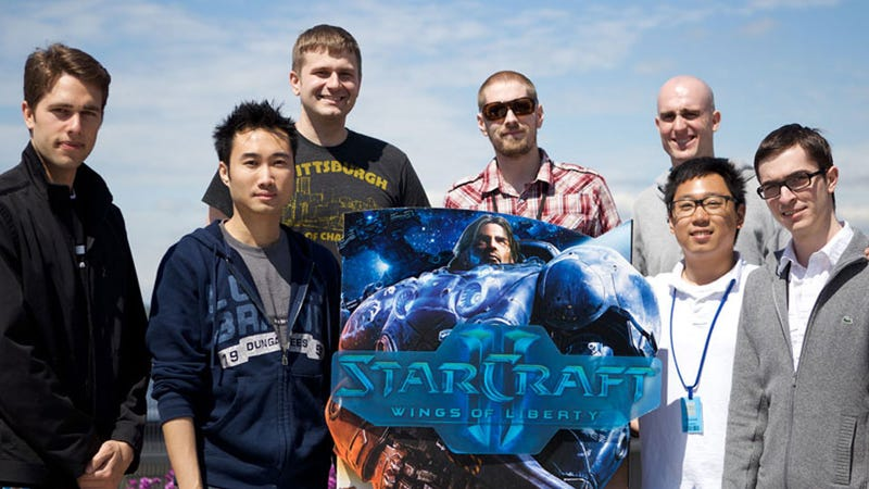 Illustration for article titled The StarCraft Tournament Where Facebook, Microsoft and Google are Competitors