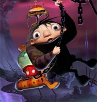 Illustration for article titled Southpeak Tapped For Igor Movie Game