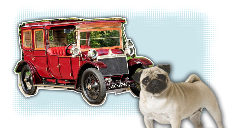 Illustration for article titled Lanchesters Were The Pugs Of Cars