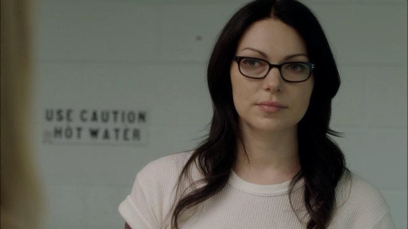 Illustration for article titled Laura Prepon will be committed to Orange Is The New Black full time next season