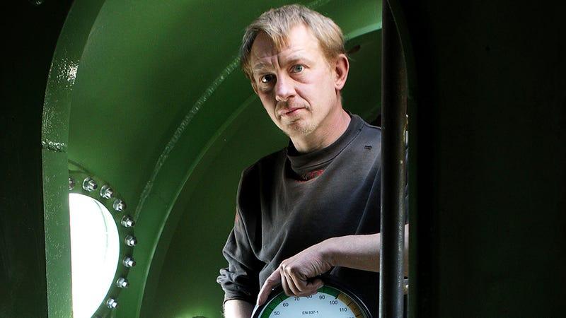 Peter Madsen. Imagen: Getty