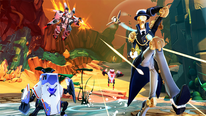 Illustration for article titled Battleborn Adds Microtransactions This Week, Because That'll Help