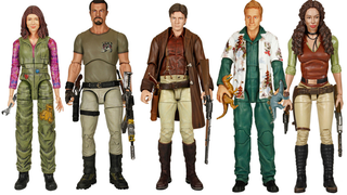 Illustration for article titled An Even Better Look At Funko's FireflyAction Figures