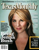 Illustration for article titled Jenna Bush Hates Death Penalty, Eating Meat, Dad's Presidency