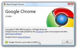 Google Chrome Development Builds Get Full-Screen Mode
