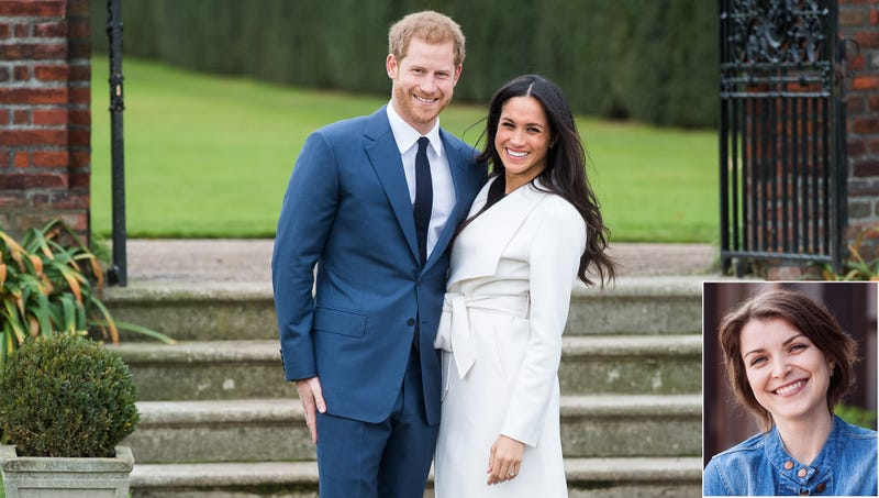 Illustration for article titled Prince Harry Engaged To Woman Who Will Never Love Him The Way 29-Year-Old Idahoan Graphic Designer Jennie Hoffman Does