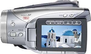 Illustration for article titled Canon Unveils HV20 High-Def Camcorder