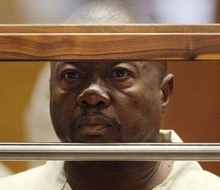 "Lonnie Franklin Jr., dubbed the ""Grim Sleeper"" for a 14-year break in his string of 10 murders from the 1980s to the early 2000s.AL SEIB/AFP/Getty Images"