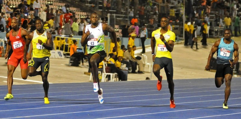 Illustration for article titled Jamaica Basically Stopped Drug Testing Its Athletes Before The Olympics