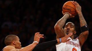 Illustration for article titled Who Shot? J.R.: Why We Love The Knicks' Gunner