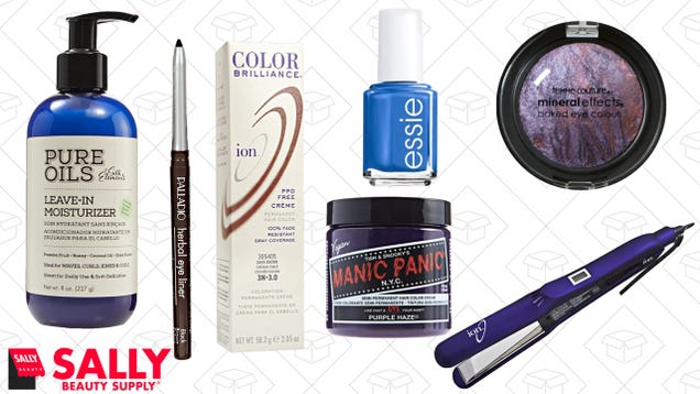 Save 25% On Almost Any One Item from Sally Beauty