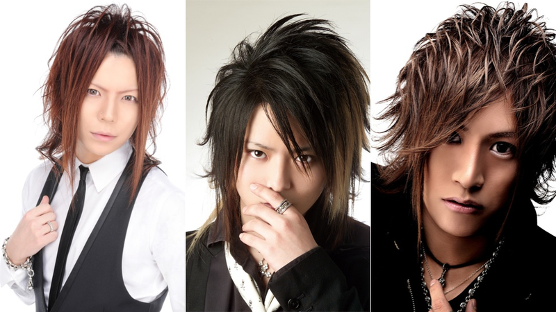 Outstanding The Real Hairstyles Of Final Fantasy Hairstyles For Men Maxibearus