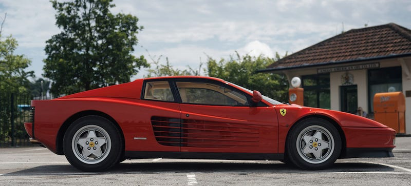 Illustration for article titled Why The Ferrari Testarossa Isn't A Supercar
