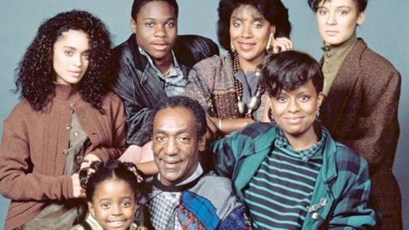 Illustration for article titled 'Cosby' Fans Rejoice! Here's A Way To Enjoy 'The Cosby Show' Without Feeling Weird