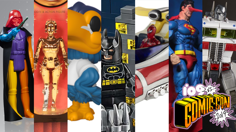 San Diego Comic-Con 2019: The Best Collectible Exclusives