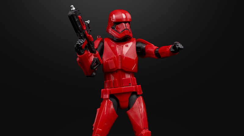 Is it three times faster than the average Stormtrooper?