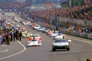 Illustration for article titled Le Mans - Who's Going?